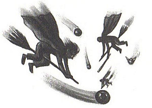 """Ilustraciones de """"Harry Potter y la Piedra Filosofal"""
