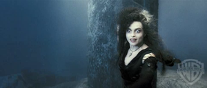 Helena Bonham Carter (Bellatrix)