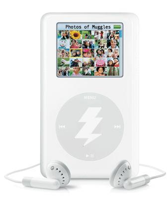 iPod Harry Potter