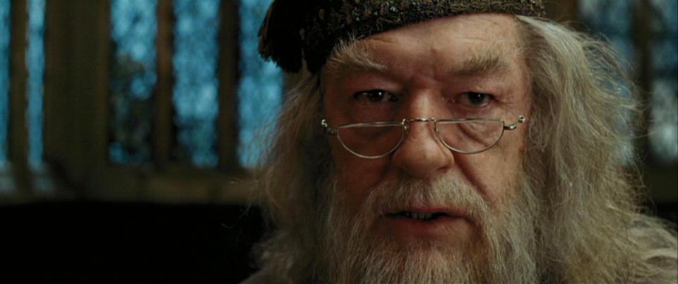 Albus Dumbledore - Prisionero de Azkaban