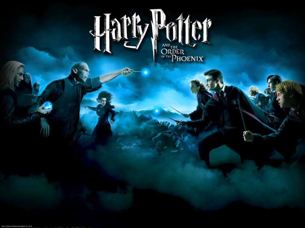 Poster Harry Potter y la Orden del Fénix