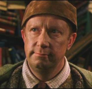Mark Williams - Arthur Weasley