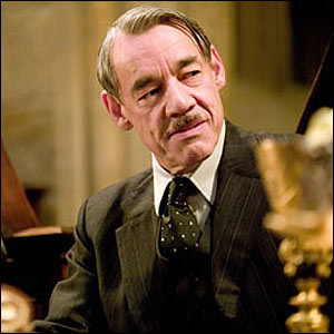Roger Lloyd-Pack - Barty Crouch