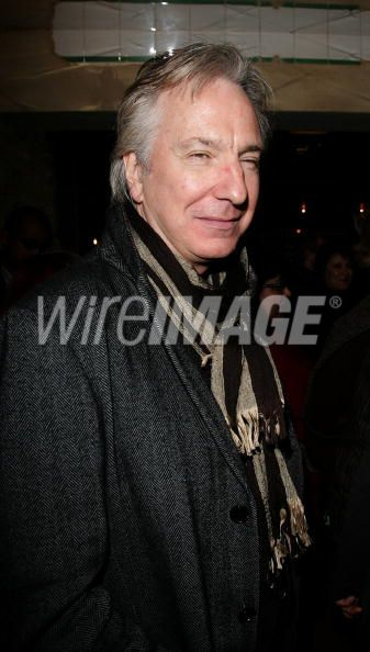 alan rickman young. house young alan rickman alex