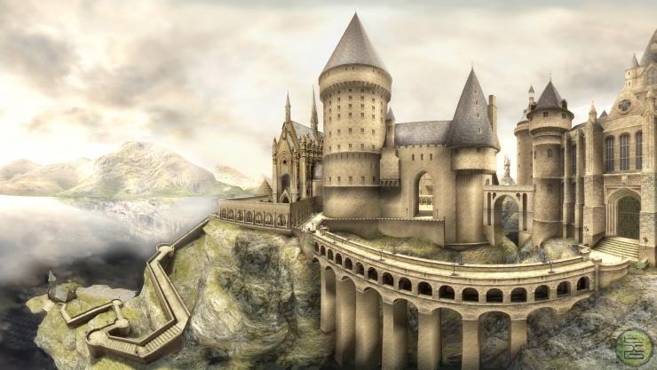BlogHogwarts - Castillo de Hogwatrs