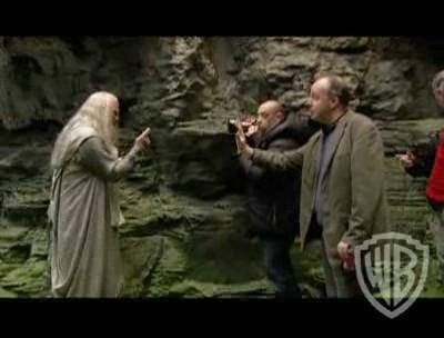 BlogHogwarts - Filmación de Escenas de la Cueva en HP6