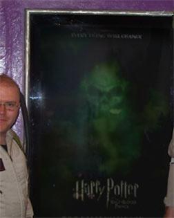 BlogHogwarts - Otro Posible Teaser Poster de HP6