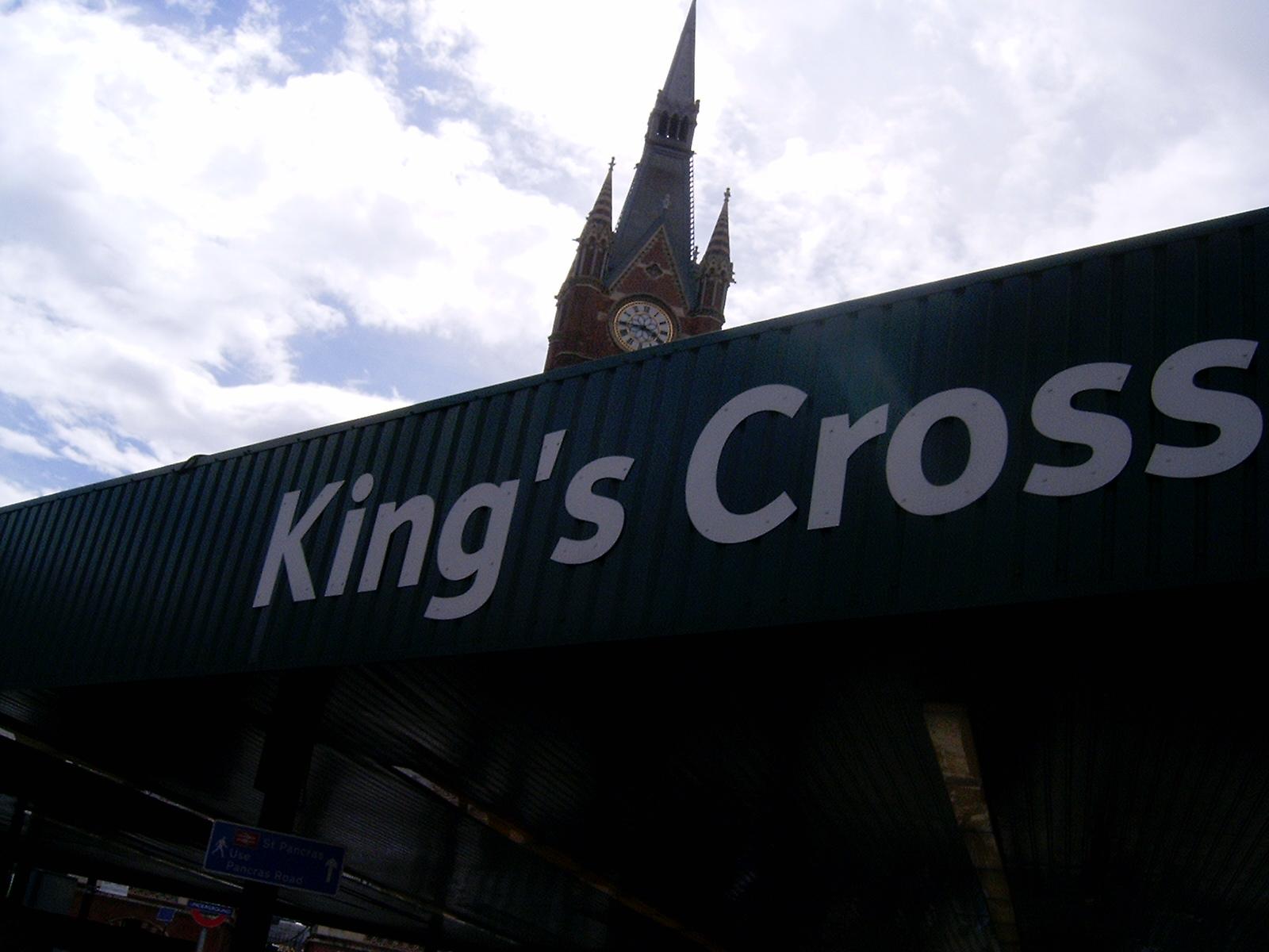 BlogHogwarts - King's Cross