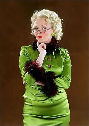 Harry Potter - Rita Skeeter 3