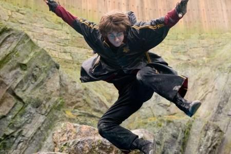 BlogHogwarts - Daniel Radcliffe en Escenas de Alto Riesgo
