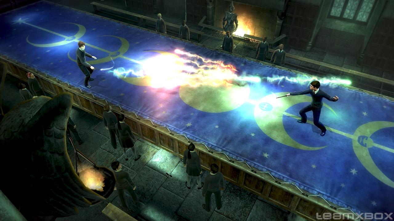 BlogHogwarts - Primera Imagen del Video-Juego de HP6
