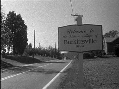 La leyenda de la bruja de Blair Burkittsville
