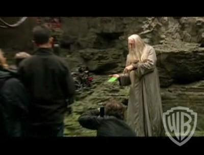 BlogHogwarts - Filmación de HP6