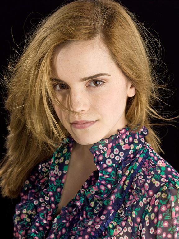 BlogHogwarts - Segunda Imagen Oficial de Emma Watson en set de HP6