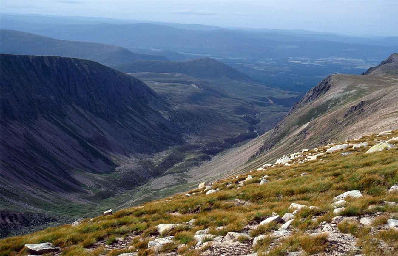 HP7 se Filmará en las Montañas de Escocia