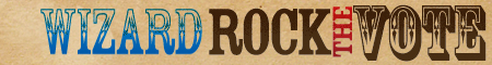 wizard rock banner