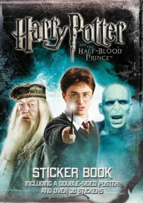 Libros de Stickers de Harry Potter y el Misterio del Príncipe