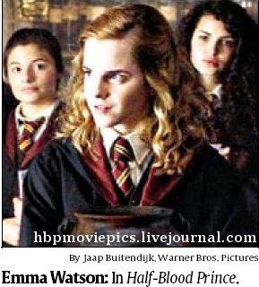 Nuevas Imágenes de Harry Potter y el MIsterio del Príncipe