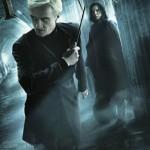 Poster Draco Malfoy y Severus Snape
