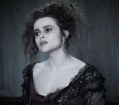 Helena Bonham Carter - Sweeney Todd