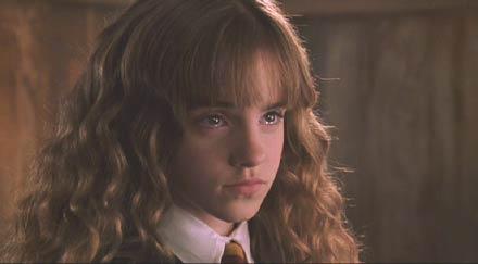 Hermione Llorando