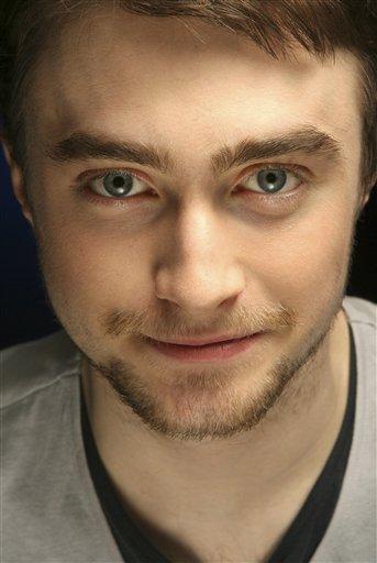 Daniel Radcliffe Portrait