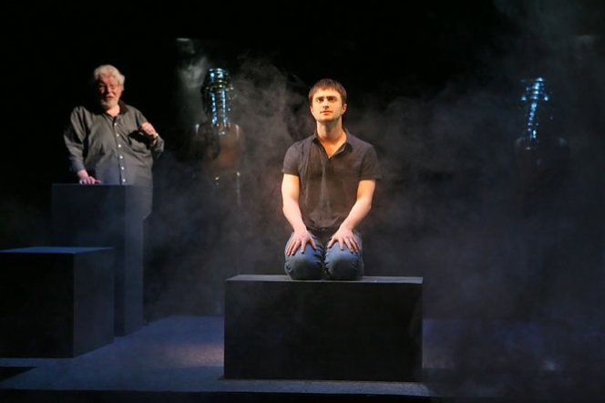 Daniel Radcliffe Equus Broadway