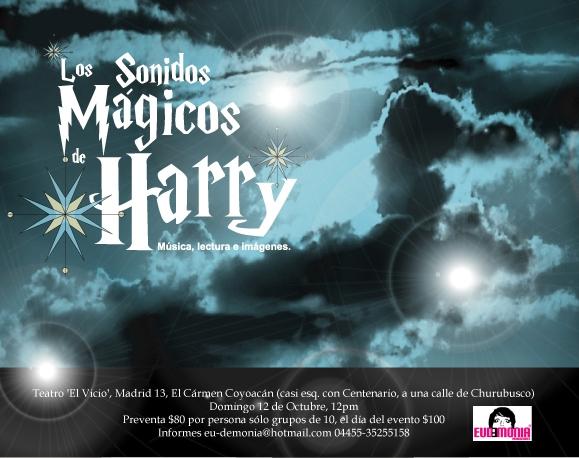 Los Sonidos Mágicos de Harry