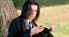 Joven Severus Snape