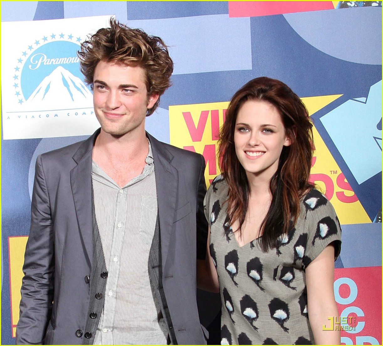 Robert Pattinson y Kirsten Stewart