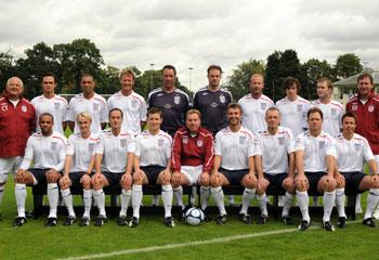 Soccer AID 2008