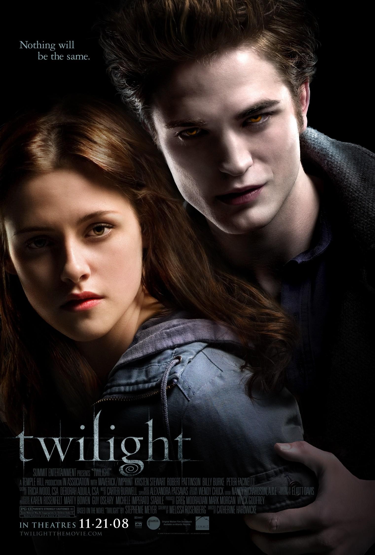 Poster de Twilight