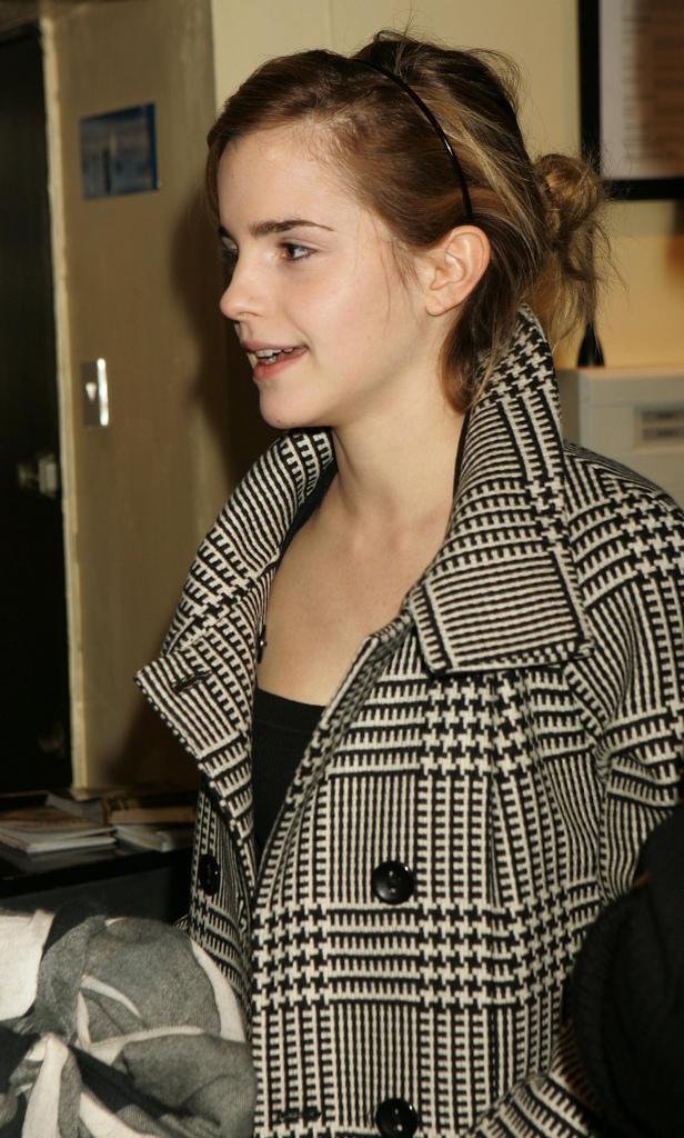 Emma Watson Año Uña