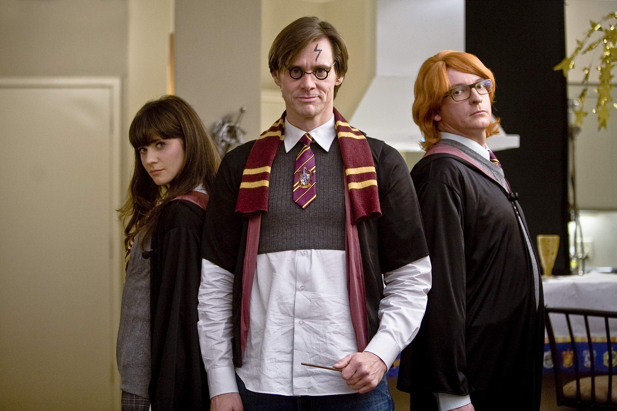 Yes Man - Harry, Ron y Hermione