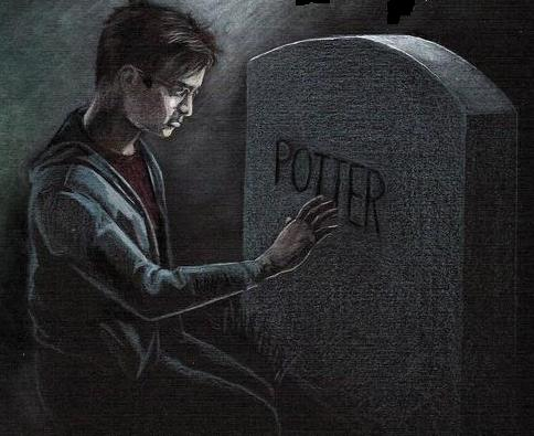 Harry Potter y las Reluquias de la Muerte