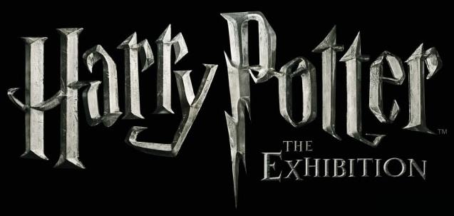 Logotipo Oficial de Harry Potter la Exhibición