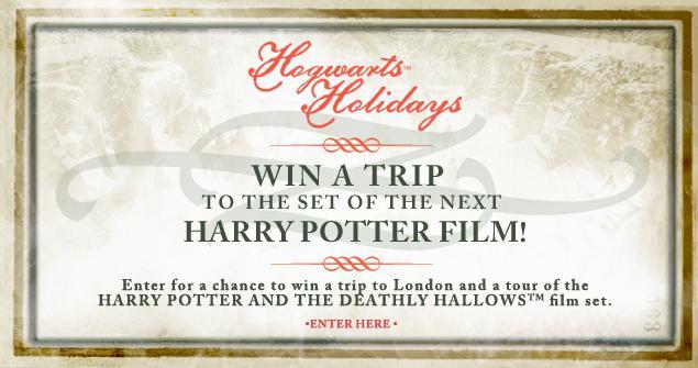 Concurso de Harry Potter y las Reliquias de la Muerte