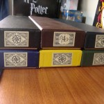 Cajas de Varitas de Harry Potter