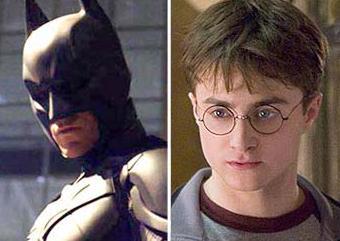 Harry Potter y Batman
