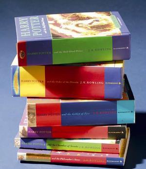 Libros de Harry Potter