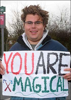 Fanatico de Harry Potter Brent Klovstad