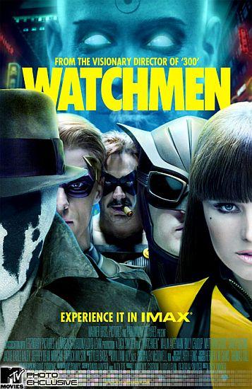 BlogHogwarts Recomienda Watchmen