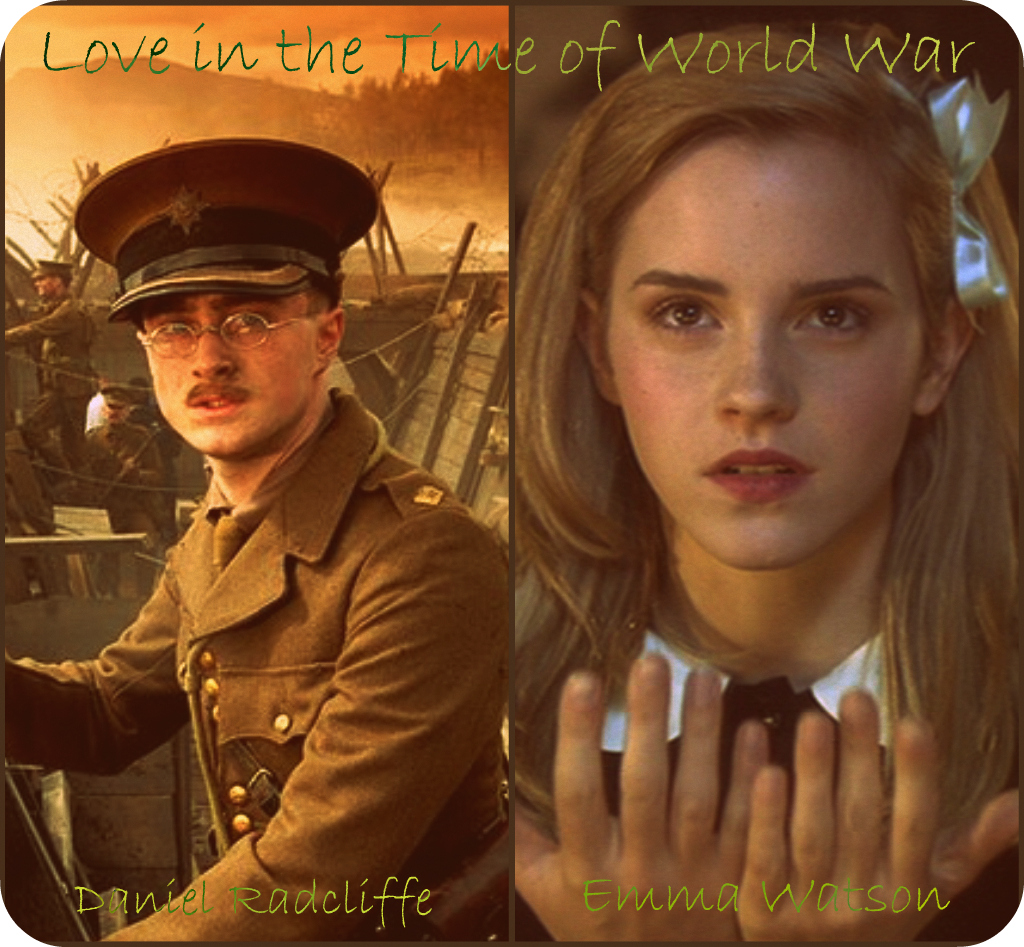 Love in the Time of World War Poster