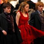 Daniel Radcliffe, Emma Watson y Rupert Grint