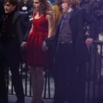 Dan Radcliffe, Emma Watson y Rupert Grint