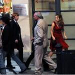Rupert Grint, Emma Watson y muggles
