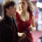 Harry Potter y Hermione Granger