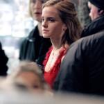 Emma Watson - Rodaje Reliquias de la Muerte