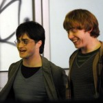 Harry Potter y Ron Weasley