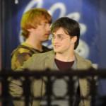 Rupert Grint y Daniel Radcliffe